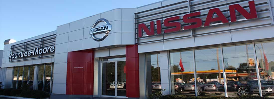 Rountree Moore Nissan >> High Mark Construction | RounTree-Moore Nissan
